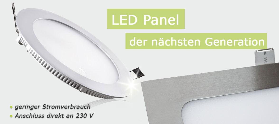 LED-Panel-Grosshandel